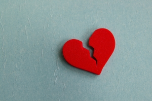 breakup heart pic