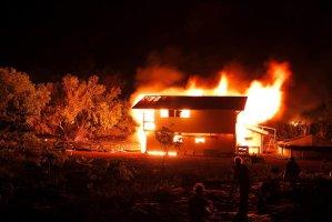 house-burning